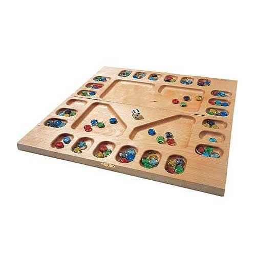 4-Player Mancala Strategy Game