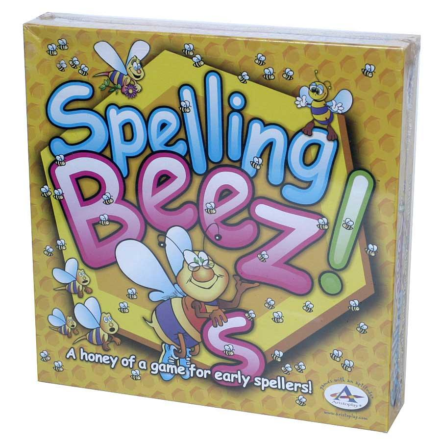 Spelling Beez Board Game