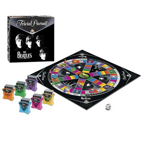 The Beatles Trivial Pursuit Collector's Edition