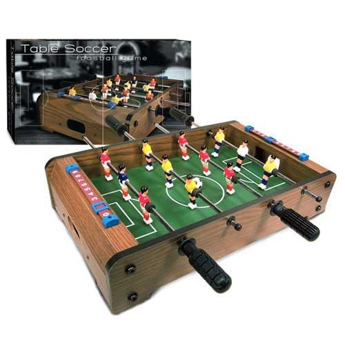 Tabletop Soccer/ Foosball