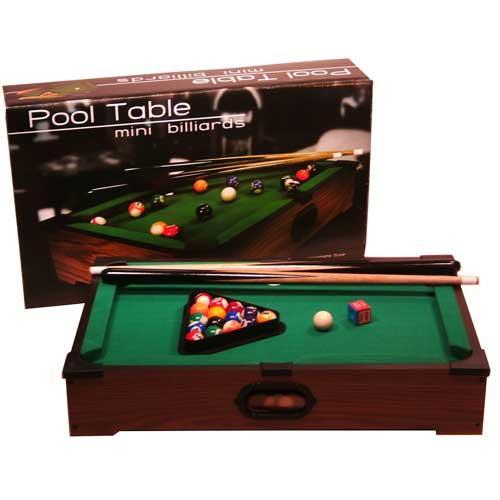 Tabletop Pool Table