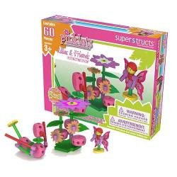 Superstructs Pinklets Lilies & Friends