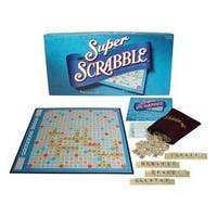 Super Scrabble Crossword Game
