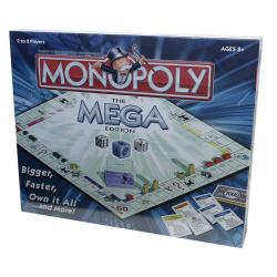 Monopoly The Mega Edition - Thumbnail 0