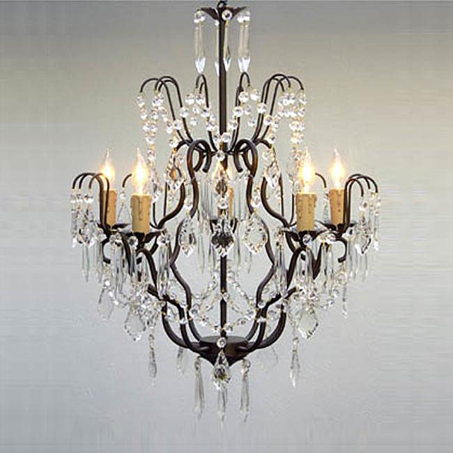 Gallery Regent 5-light Iron Chandelier