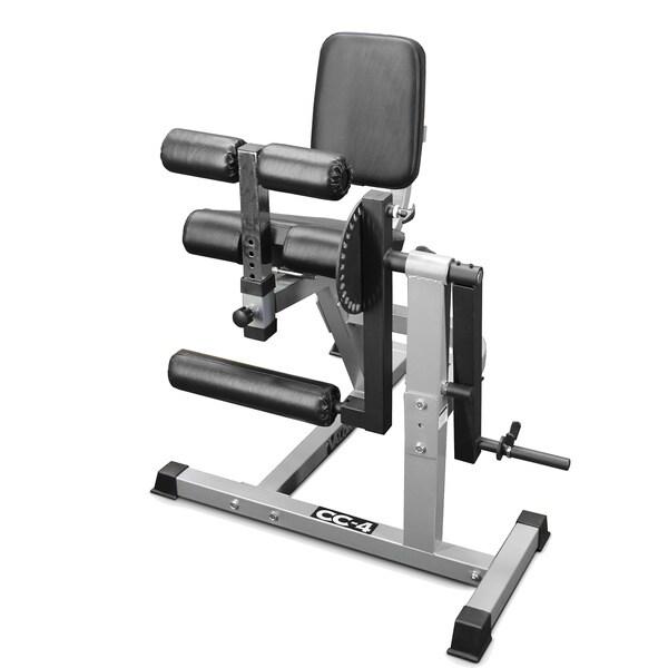 CC-4 Valor Fitness Leg Curl/Extension Machine