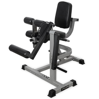CC-4 Valor Fitness Leg Curl/ Extension Machine