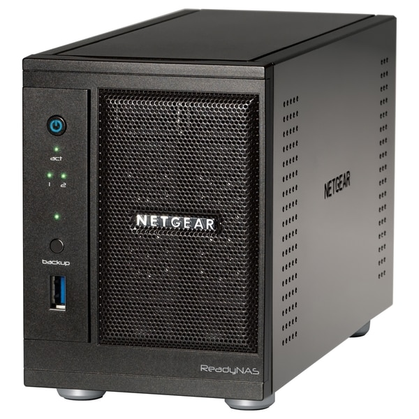Netgear ReadyNAS Ultra 2 RNDU2000 Network Storage Server