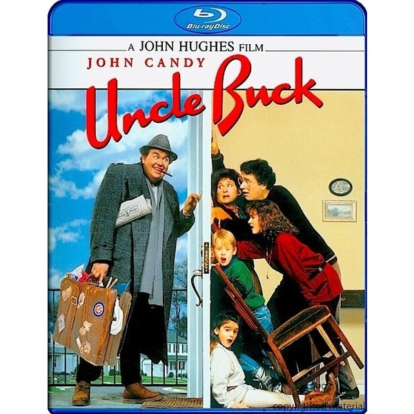 Uncle Buck (Blu-ray Disc)