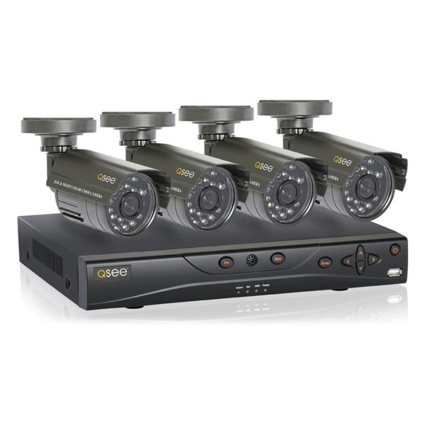 Q-see QC444-411-5 Video Surveillance System