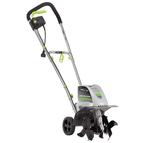 Earthwise TC70001 8.5-Amp Electric Tiller and Cultivator