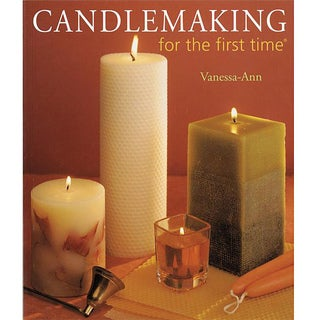Candlemaking For The First Time Book