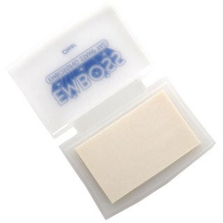 Tsukineko Embossing Clear Stamp Pad with Fold-behind Cover