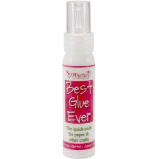 Scraperfect Two-ounce Best Glue Ever with Precision-tip Applicator