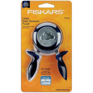 Fiskars Cloud Squeeze Punch