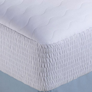 Nautica 300 Thread Count Egyptian Cotton Mattress Pad