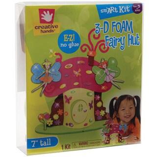 Foam 3D Fairy Hut Activity Kit