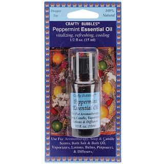 Peppermint 0.5-oz Essential Oil