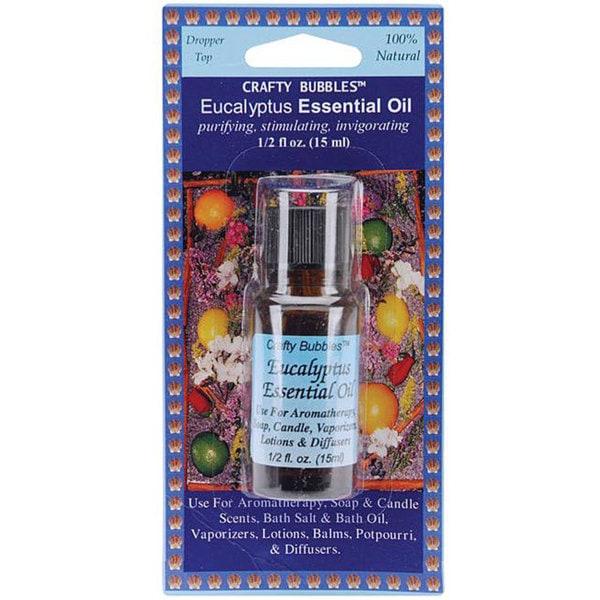 Eucalyptus 0.5-oz Essential Oil