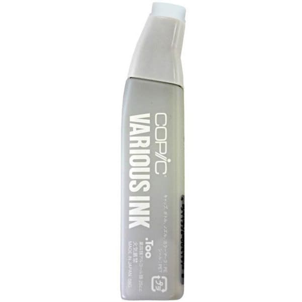 Copic Various Cool Grey Number 0 Ink Refill