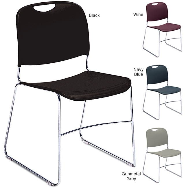 NPS Hi-tech Ultra Compact Stack Chair (Pack of 4)