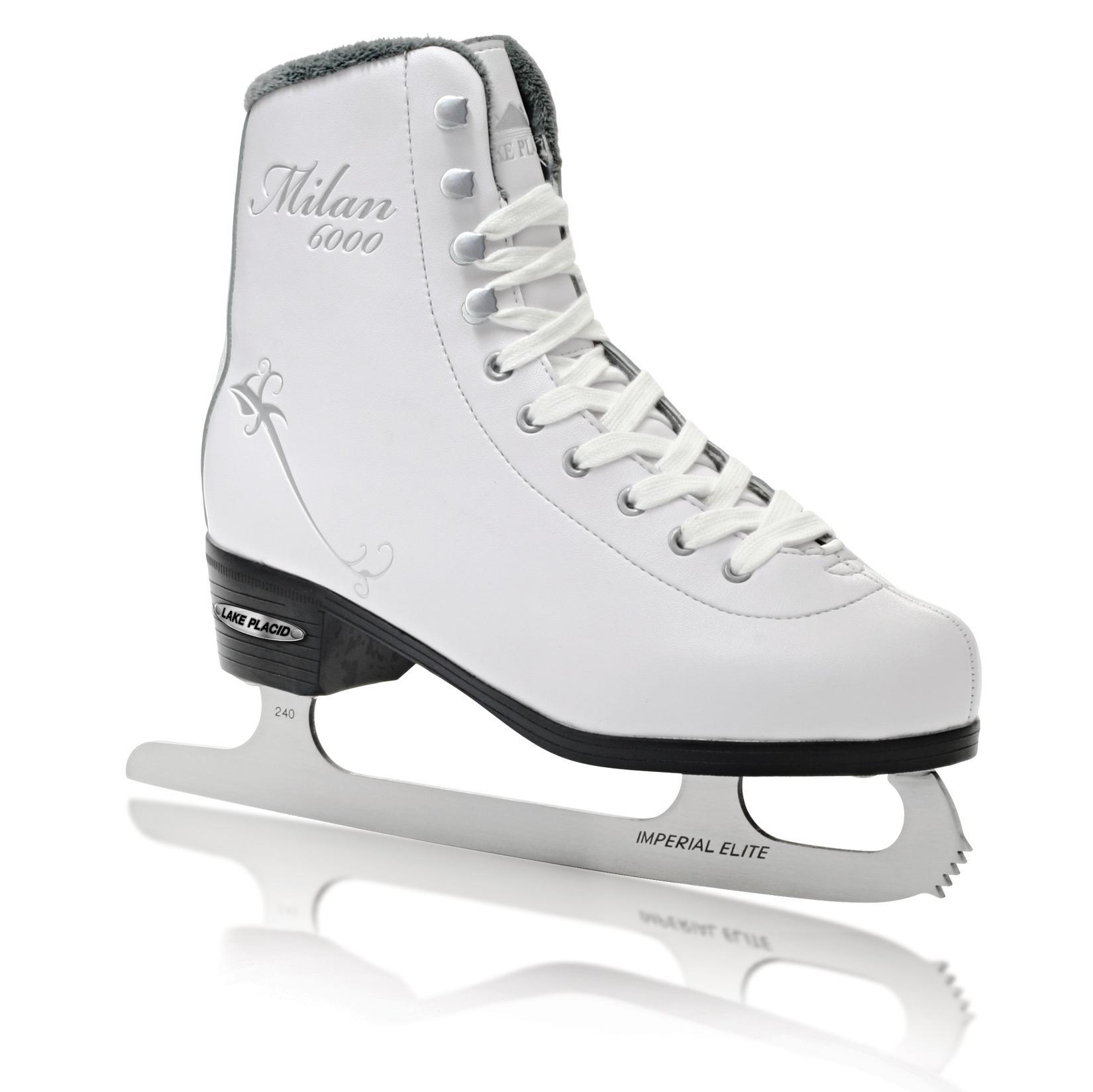 Milan 6000 Traditional Figure Ice Skate