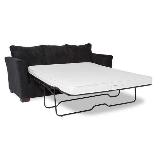 Select Luxury Flippable Inch Twinsize Foam Sofa Sleeper - Sofa sleeper twin