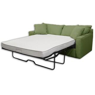 Select Luxury Reversible 4 inch Twin size Foam Sofa Bed Sleeper Mattress Overstock Shopping