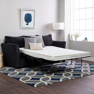 Select Luxury Flippable 4-inch Queen-size Foam Sofa Bed Sleeper Mattress (Mattress Only)