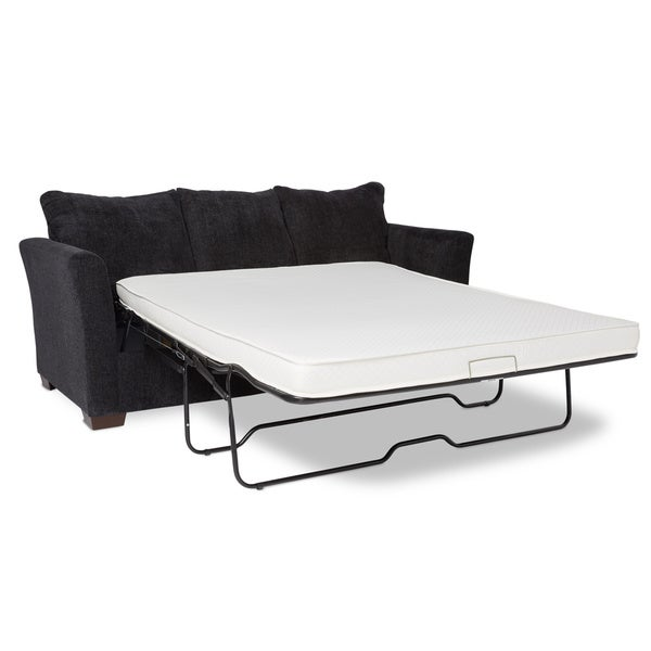 Select Luxury Flippable 4 Inch Full Size Foam Sofa Sleeper Mattress  (Mattress Only)   Free Shipping Today   Overstock.com   13302397