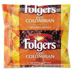 Folgers Colombian 1.75-oz Ground Coffee (Box of 42)