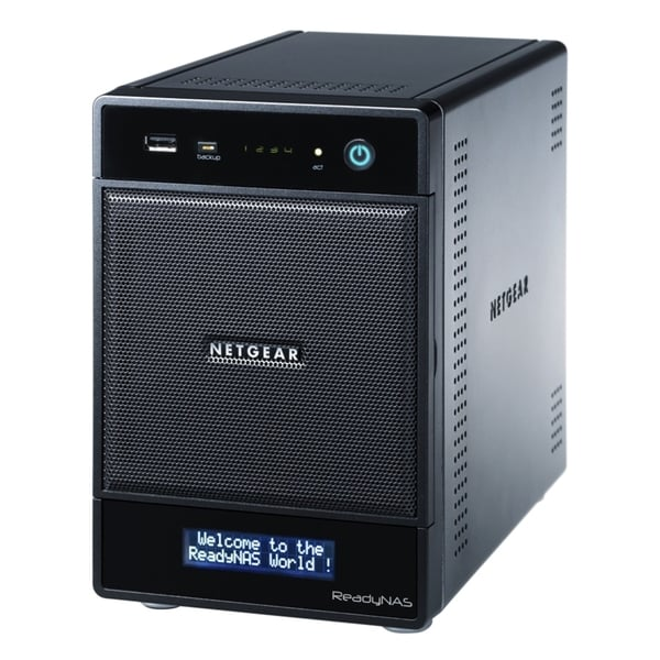 Netgear ReadyNAS Ultra 6 Plus RNDP600U Network Storage Server