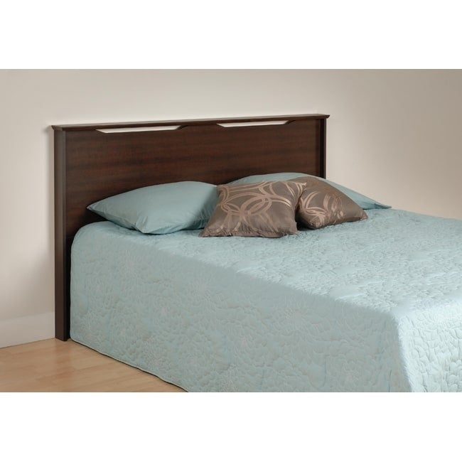 Prepac Yaletown Full/ Queen Espresso Headboard (Yaletown ...