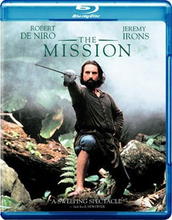 The Mission (Blu-ray Disc)