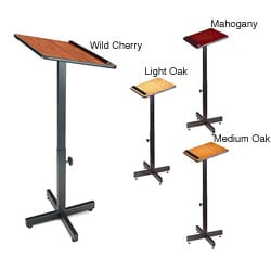 Oklahoma Sound Adjustable-height Speaker Stand