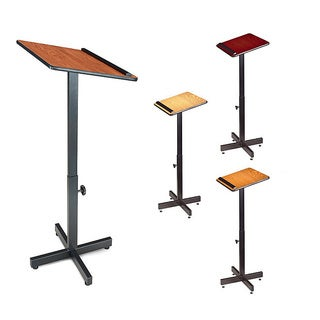Oklahoma Sound Adjustable-height Speaker Stand (2 options available)