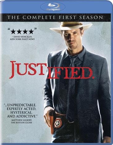 Justified: Season One (Blu-ray Disc)
