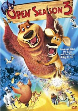 Open Season 3 (DVD)