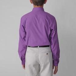 Stylish Gioberti by Boston Traveler Boy's Dress Shirt and Tie Set - Thumbnail 1
