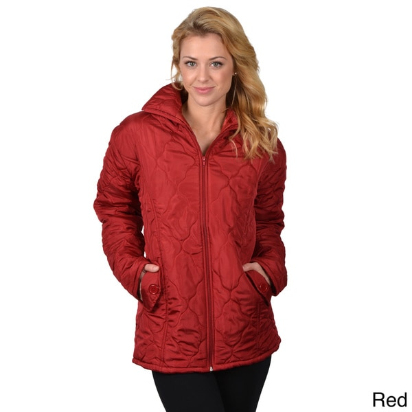 Kenpo Women's Quilted Jacket