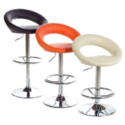 Fox Casual Adjustable Barstools (Set of 2) - Thumbnail 2