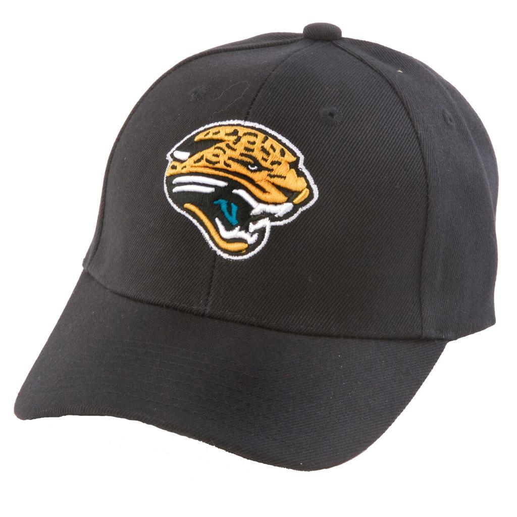 Jacksonville Jaguars NFL Hook and Loop Hat