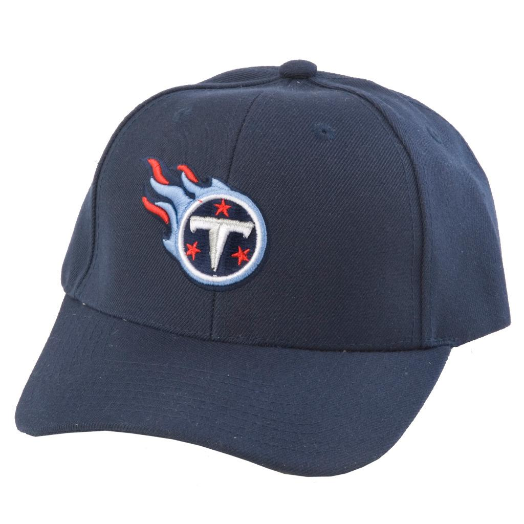 Tennessee Titans NFL Hook and Loop Hat