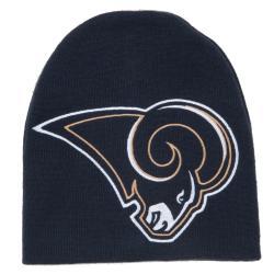 St. Louis Rams Big Logo Stocking Hat - Thumbnail 1