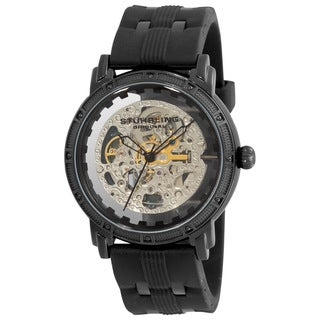 Stuhrling Original Men's Winchester Cavalier Skeleton Automatic Watch