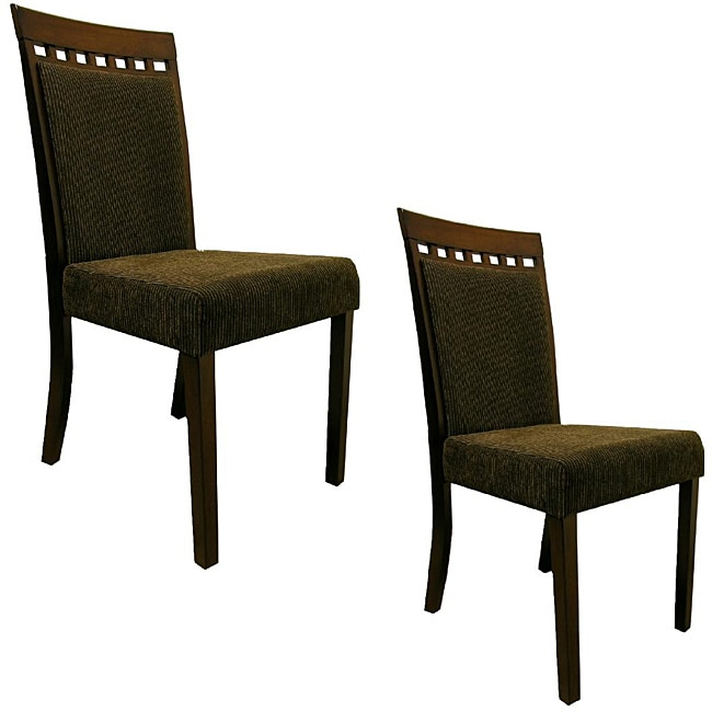 Warehouse Of Tiffany Olive Dining Chairs (Set Of 4)