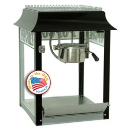 Paragon 1911 Black/ Chrome 4-oz Popcorn Machine