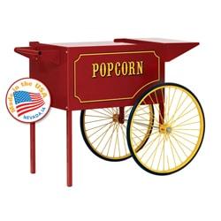 Paragon Large 12/ 16-oz Red Cart - Thumbnail 0