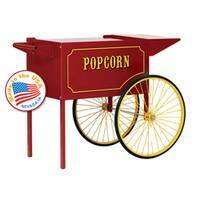 Paragon Large 12/ 16-oz Red Cart