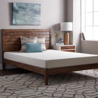 Select Luxury Medium Firm 7-inch Twin-size Memory Foam Mattress